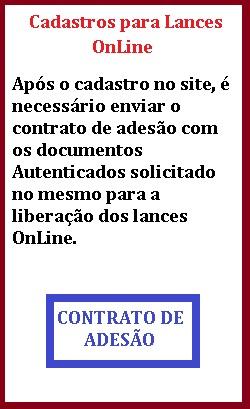 CONTRATO DE ADESÃO