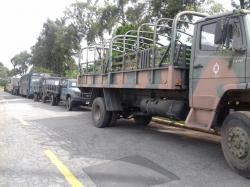 Em breve Leilão Exército Brasileiro !!! Diversos veículos Leves e Pesados