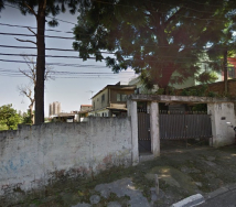 Terreno na Rua Ceú Tropical, nº 370, Santa Catarina, São Paulo