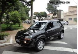 Leilão  de 01 veiculo Hyundai Tucson GL 2.0L ano 2009/2010 e de 01 VW Bora