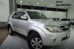 Toyota Hilux SW4, Prata, 2008, Diesel