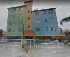 Apto na Rua São Domingos, 525, V. Caiçara, Praia Grande/SP.