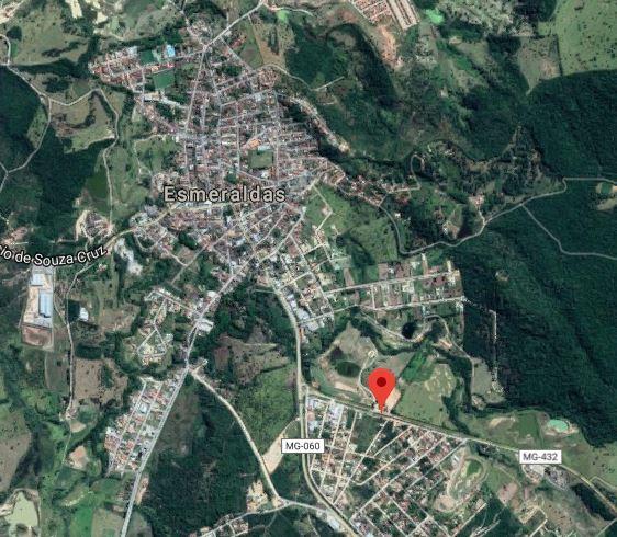 02 LOTES APROX. 387M² CADA - B. GUILHERMINA - ESMERALDAS/ MG