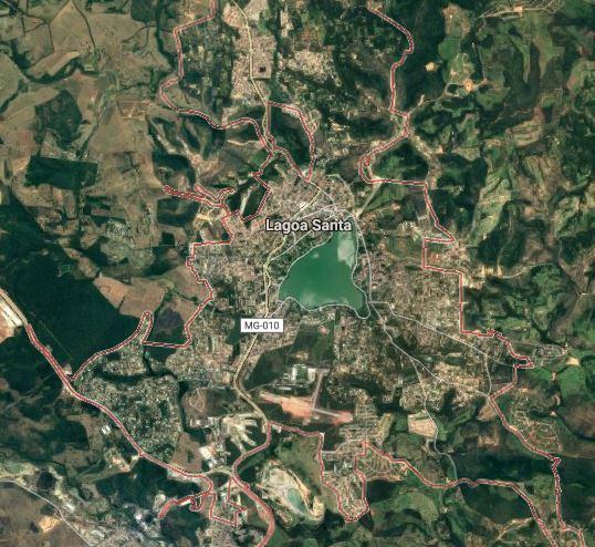 50% GLEBA C/ 20.000M² - QUINTA DAS PITOMBEIRAS - LAGOA SANTA/ MG