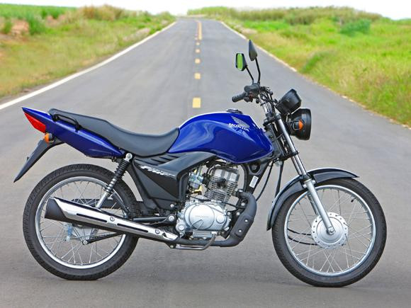 TJMG: HONDA CG 125 FAN  - 2009/2009
