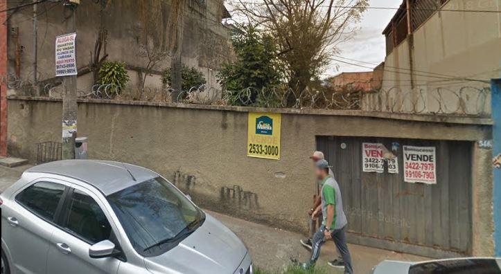 1/14 DO LOTE C/ CASA 03 QTOS - B. SÃO CRISTÓVÃO/ BH
