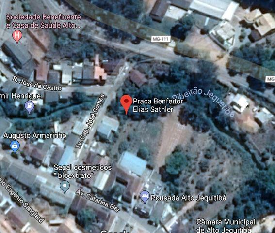 LEILÃO TJMG - Imóvel: Onde funciona Posto de Saúde Alto Jequitibá/MG