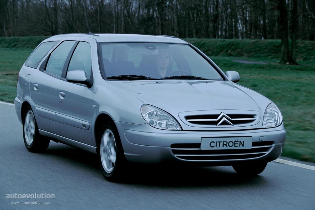 CITROEN XSARA - 2000/ 2001