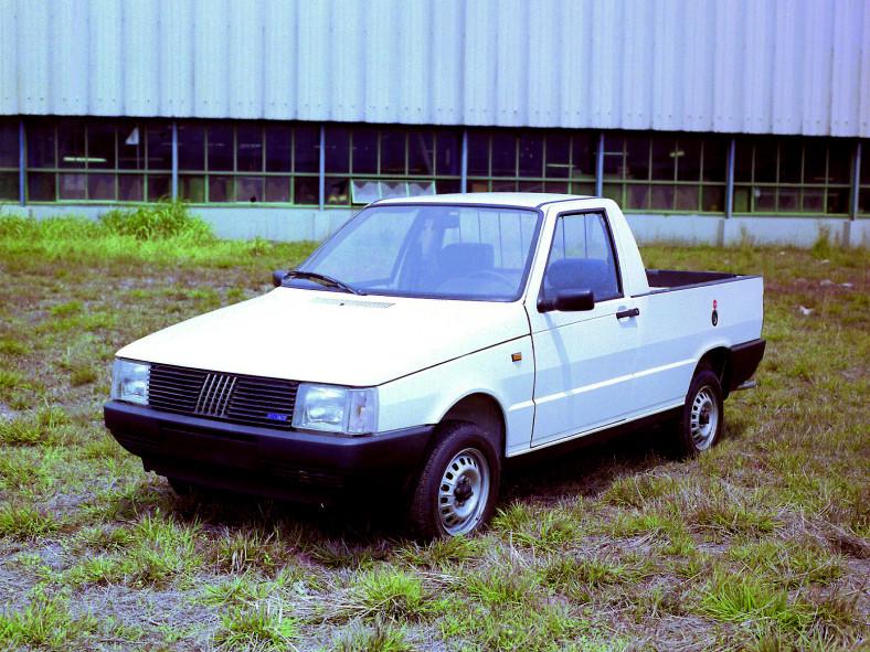 FIAT FIORINO - 1988/ 1988