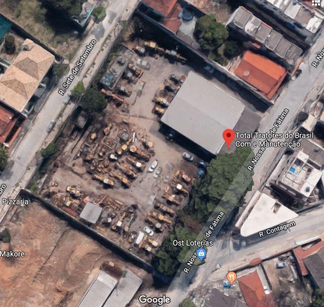 12 LOTES C/ GALPÃO INDUSTRIAL - ÁGUA BRANCA, CONTAGEM/MG