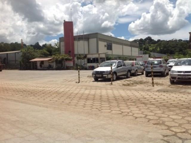 LEILÃO TRT 3ª REGIÃO - Imóvel: Área c/ construção