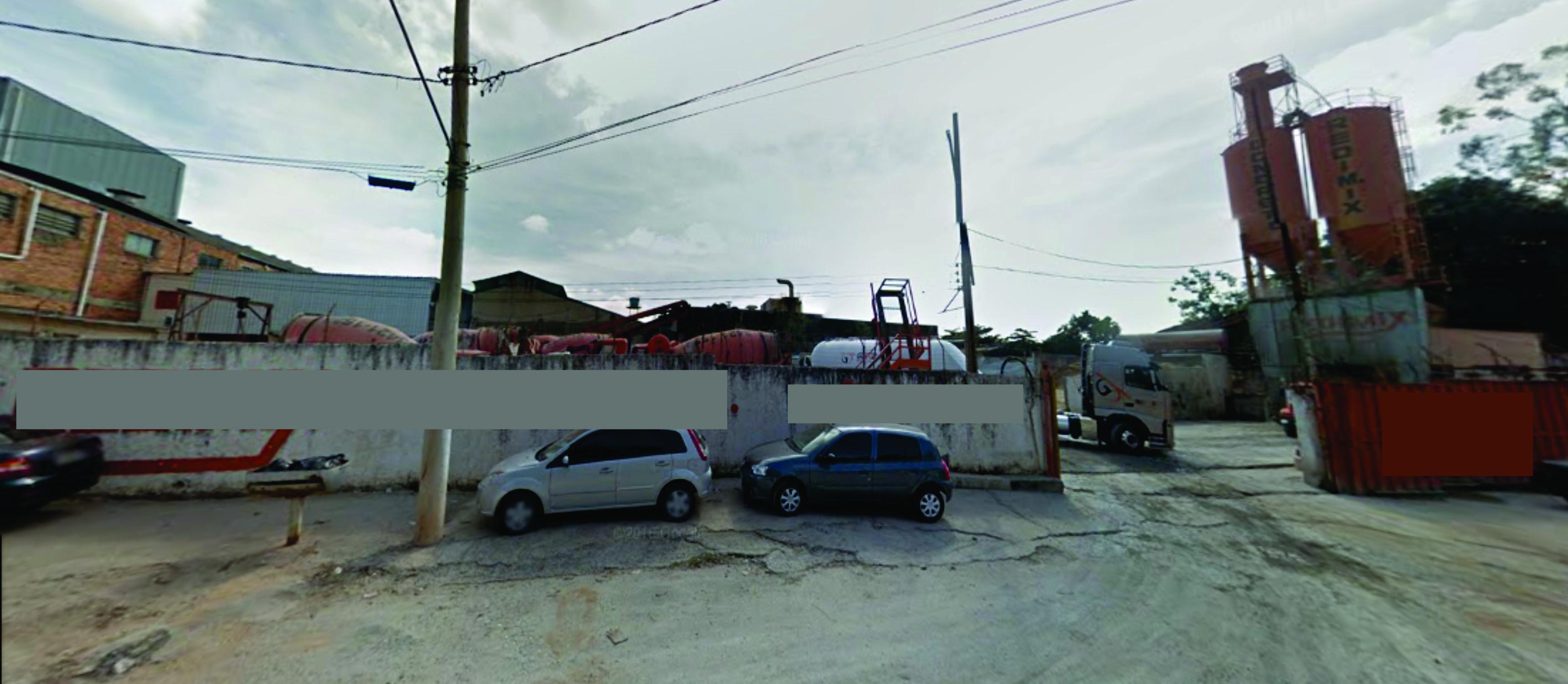 LEILÃO TRT 3ª REGIÃO - Imóvel: Terreno c/ Galpão - B. Cidade Ind. Contagem