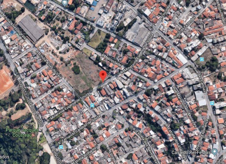 PRÉDIO 02 PAV. - GALPÃO - B. ESTRELA DO ORIENTE/BH