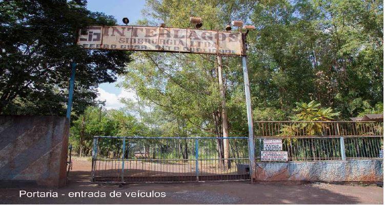 PARQUE INDUSTRIAL SIDERURGICO - SETE LAGOAS/ MG