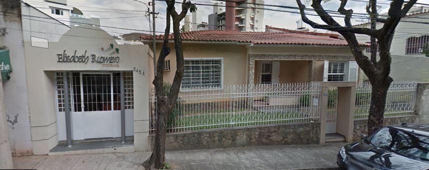 TERRENO 300M² C/ CASA E LOJA - ANCHIETA/BH