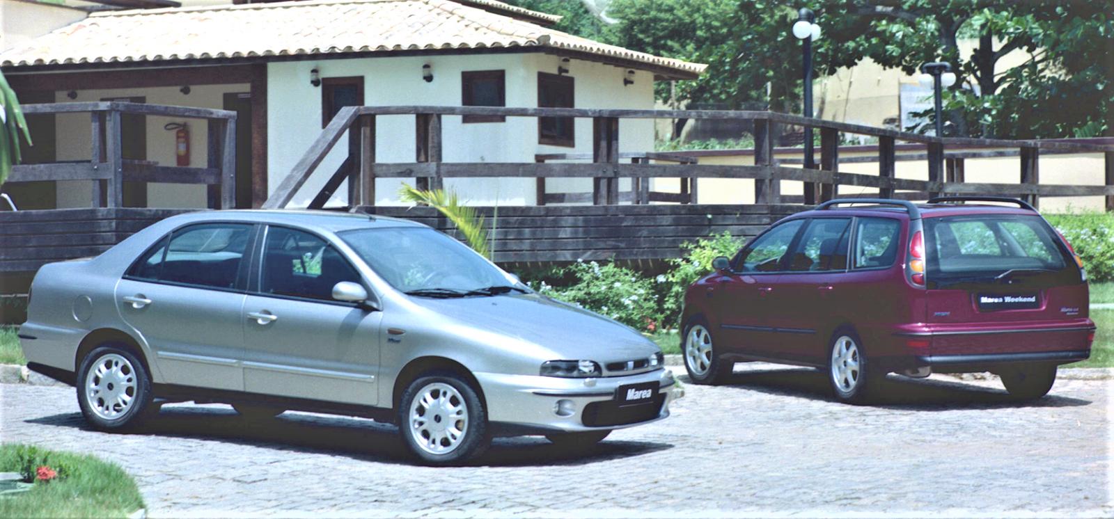 TJMG: FIAT MAREA