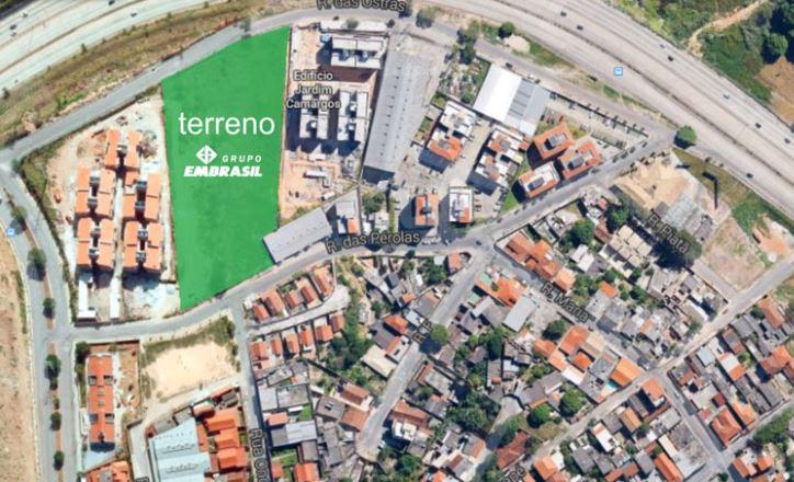 07 LOTES C/ ÁREA TOTAL DE 11.000M² - B. STA MARIA/ BELO HORIZONTE  OPORTUNIDADE DE INVESTIMENTO