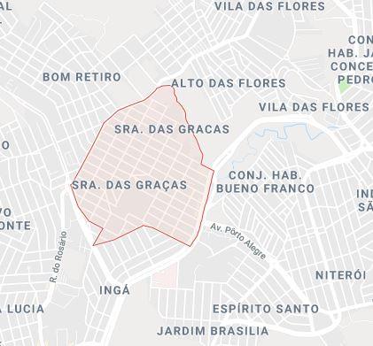 LOTE B. SENHORA DAS GRAÇAS - BETIM/MG
