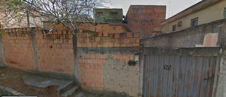 TJMG: LOTE C/ 226M² C/ BARRACÃO - RUA ENGENHEIRO TEÓFILO RIBEIRO, B. PIRATININGA/ BH