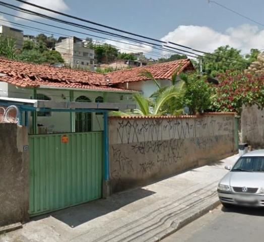 LEILÃO TRT 3ª REGIÃO - Imóvel: 16,66% da casa B. Vera Cruz/ BH