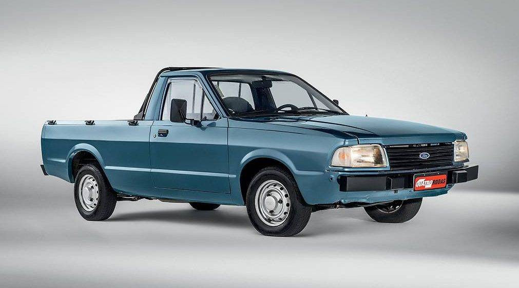 FORD PAMPA  - 1983/ 1093