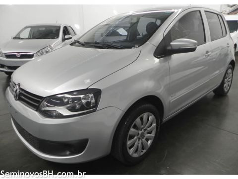 TJMG 02ª DATA 60%: VW FOX 1.0 -  2011/2012