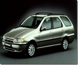 TJMG: FIAT PALIO WEEKEND - 1997