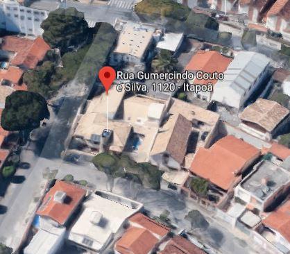 CASA 03 QTOS -  DCE - ÁREA DE LAZER COMPLETA - 06 VAGAS - ITAPOÃ/BH