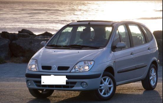 03 VEÍCULOS: RENAULT SCENIC - VW GOL - FIAT PRÊMIO