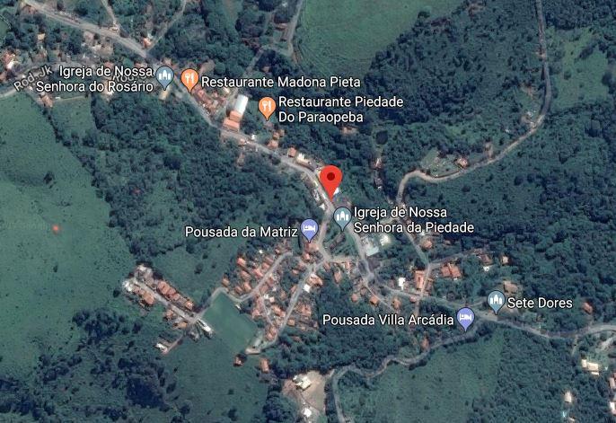LEILÃO TRT 3ª REGIÃO - Imóvel:Gleba- Distrito de Piedade do Paraopeba, Brumadinho/MG