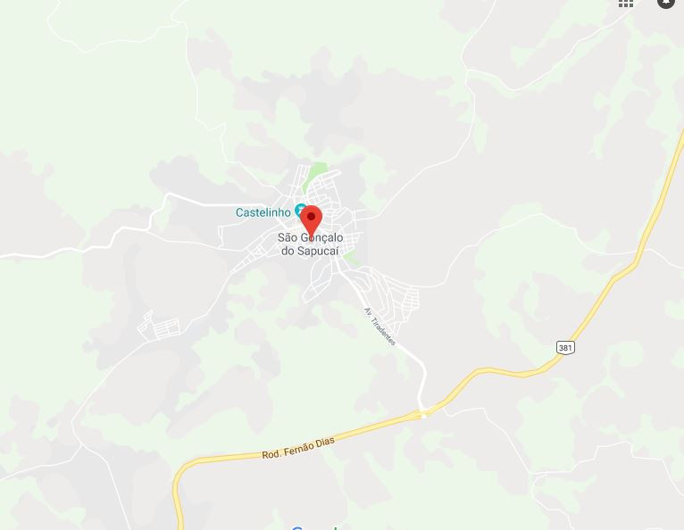 TERRENO 8,00 HA - C/ GALPÕES - SÃO GONÇALO DO SAPUCAÍ/ MG