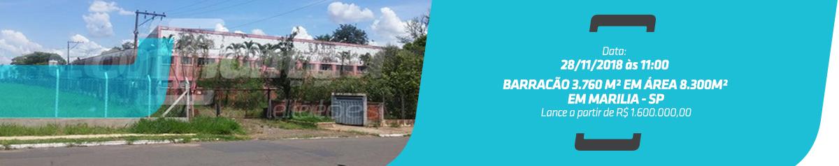 2ª VARA DO TRABALHO DE MARÍLIA - Barracão