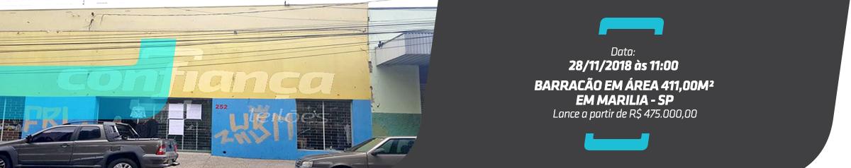 2ª VARA DO TRABALHO DE MARÍLIA - Uma casa de tijolos sob no 232 da Av