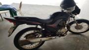 Motocicleta Honda/CG 150 Fan, modelo ESI, ano/mode