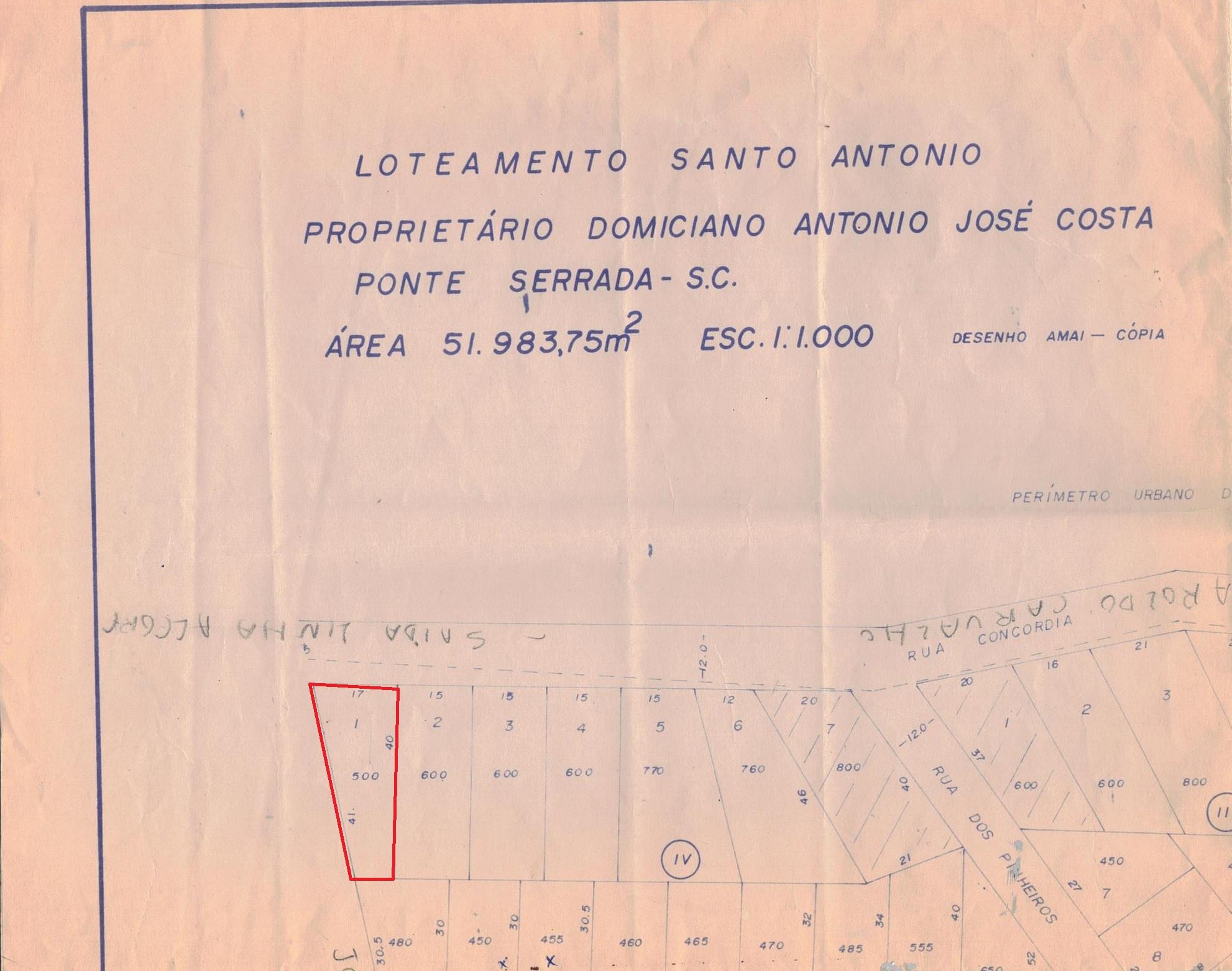 Leilão Simultâneo da Vara Única da Comarca de Ponte Serrada/SC.