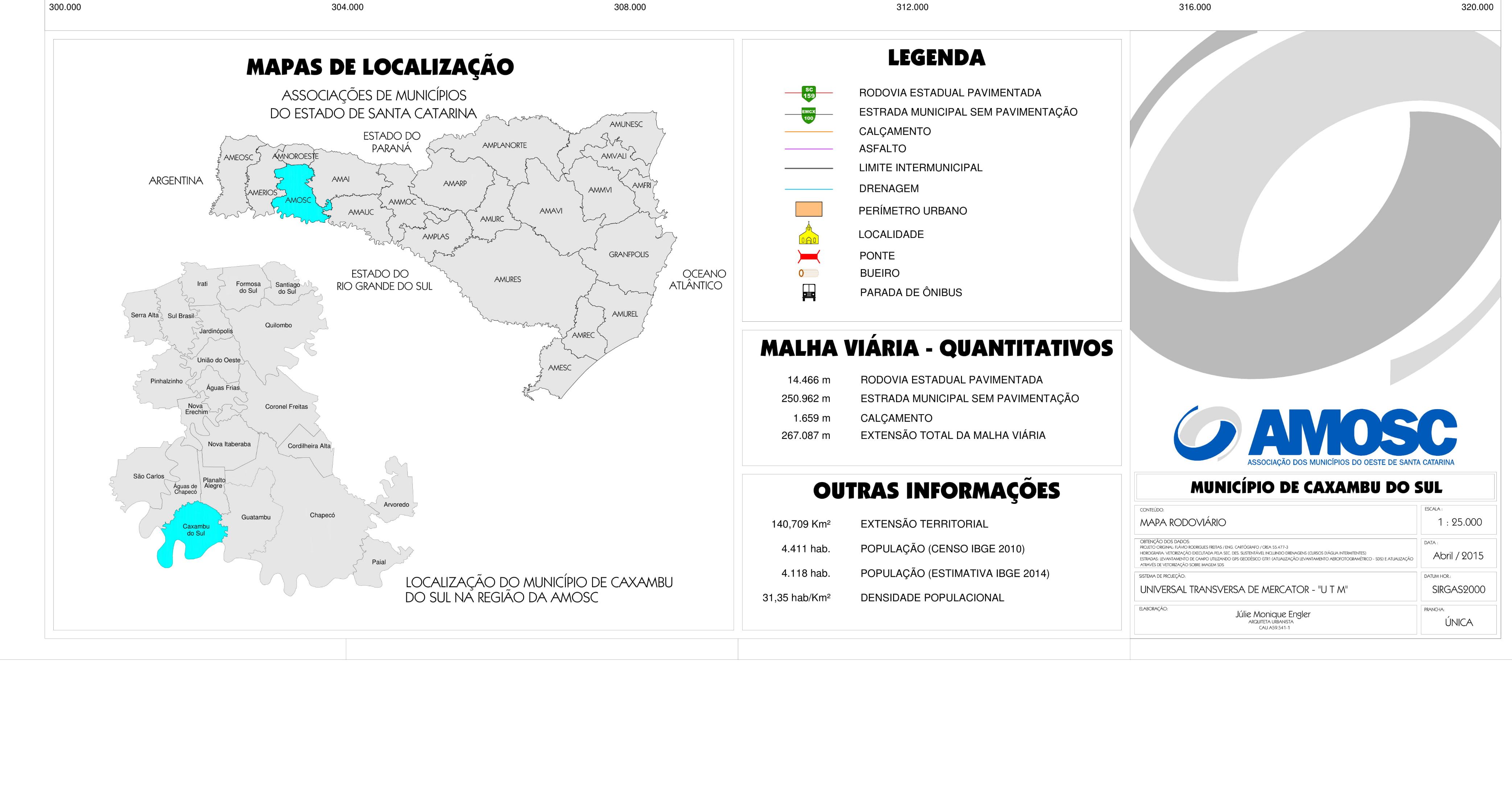 Leilão Simultâneo da 4ª Vara Cível da Comarca de Chapecó/SC.