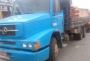 Venda de um caminhão M. Benz L1620