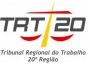 LEILÃO DO TRIBUNAL REGIONAL DO TRABALHO DA 20ª REGIÃO