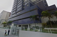 LEILÃO JUDICIAL - Direitos que o executado possui sob. Apto. de 75,260 m² Cond. Ed.  Residencial Ventana - São Vicente/SP