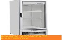 LEILÃO JUDICIAL - Refrigerador Metalfrio Frost Free vertical