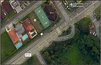 LEILÃO JUDICIAL - Lote de 360,00 m²,  Loteamento Jardim Pernambuco II  - Guarujá/SP