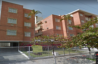 LEILÃO JUDICIAL - Apto. de 77,515 m² Cond. Ed. Scorpius - Guarujá/SP