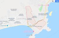 LEILÃO JUDICIAL - Lote de 74,900 m² Parque da Enseada - Guarujá/SP