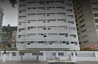 LEILÃO JUDICIAL - Direitos sob. apto. de 19,30 m² Cond. Ed. Uiquend - São Vicente/SP