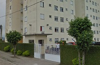 LEILÃO JUDICIAL - Direitos pertencentes ao devedor fiduciante sob. Apto. de 54,650 m² Cond. Ed. Residencial Cidade Jardim - São Vicente/SP