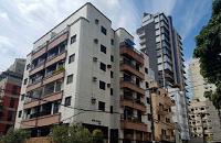 LEILÃO JUDICIAL - Apto. de 86,49 m² Cond. Ed. King Minos - Guarujá/SP