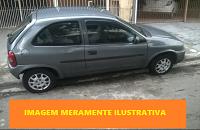 LEILÃO JUDICIAL - GM/Corsa Wind - 2000/2001 - gasolina - São Vicente/SP