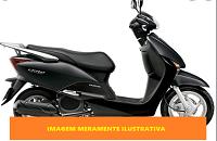 LEILÃO JUDICIAL - MOTOCICLETA HONDA/LEAD 110 - gasolina - 2011