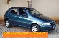 LEILÃO JUDICIAL - FIAT/PALIO ELX, gasolina, 2000 - Santos/SP