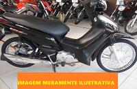 LEILÃO JUDICIAL - HONDA/BIZ 125 ES - álcool/gasolina  2014 - Guarujá/SP